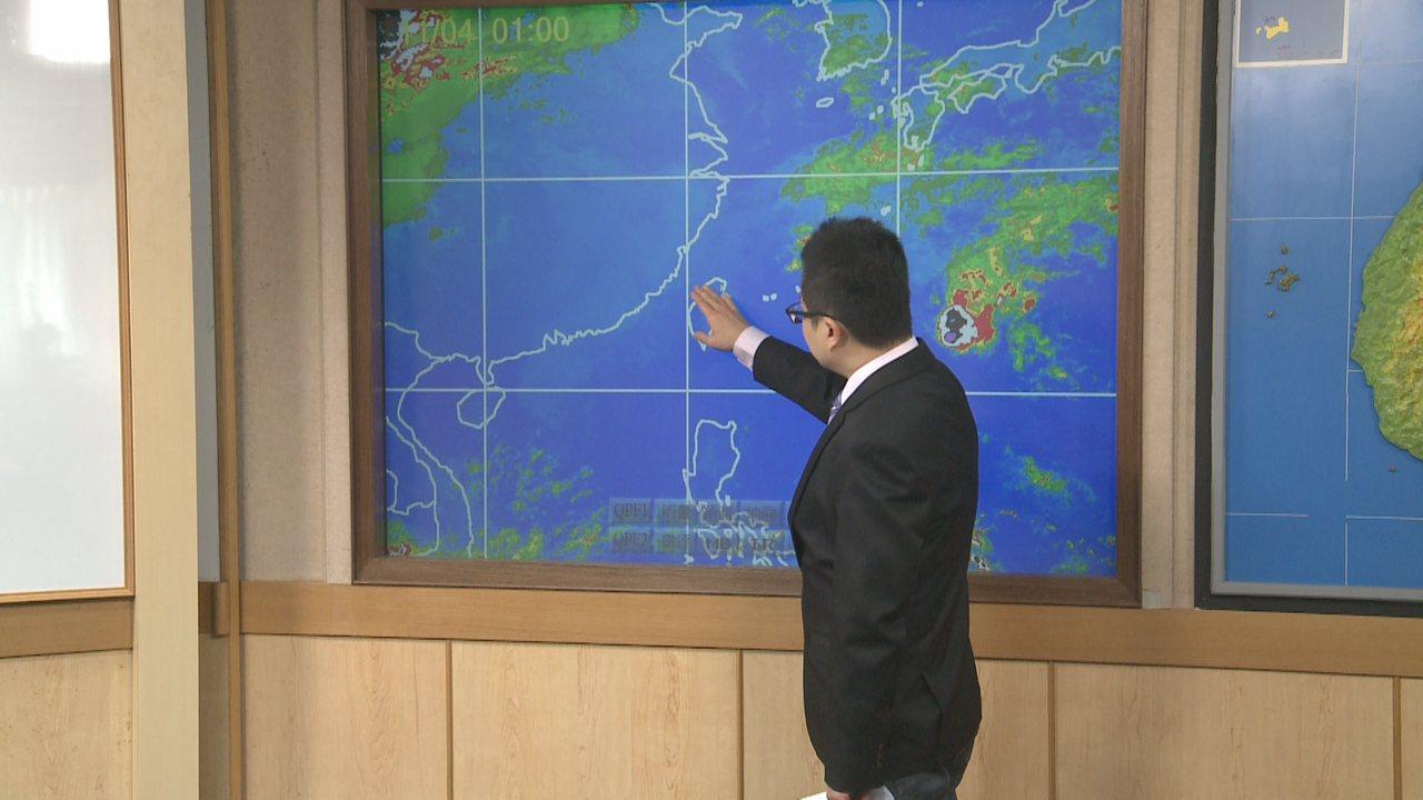 氣象局表示,3日東北季風減弱後,全台好天氣可以持續至周四,周五又會有一波東北風南...
