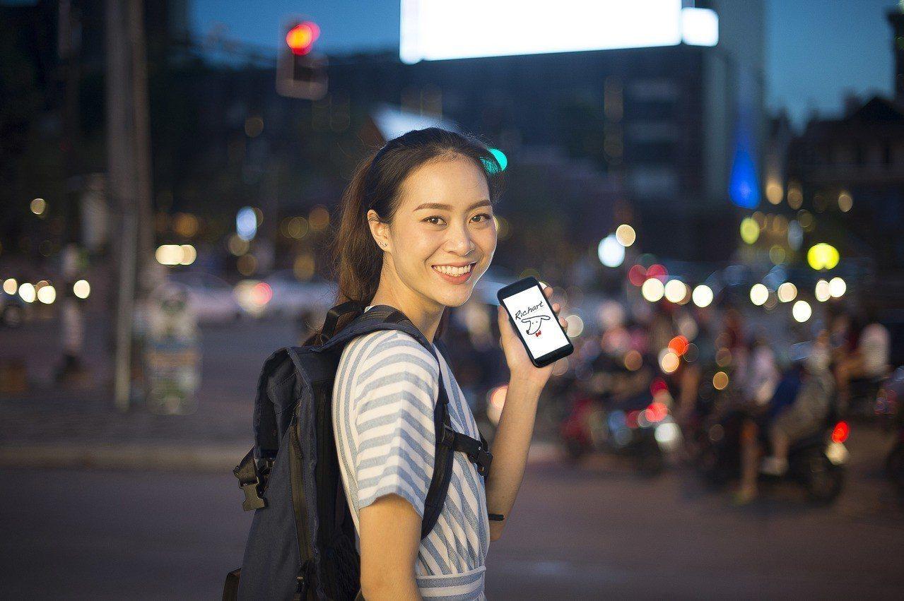 台新Richart是目前為止,經營最成功的數位金融品牌。圖/台新提供