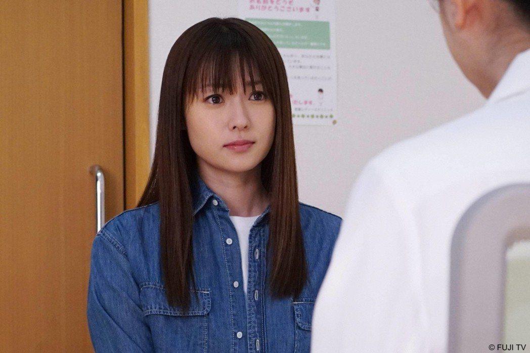 深田恭子在戲中亟欲當媽。圖/緯來日本台提供