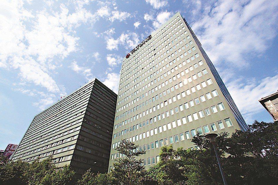圖為大同公司台北市總部。 記者張義宮/攝影