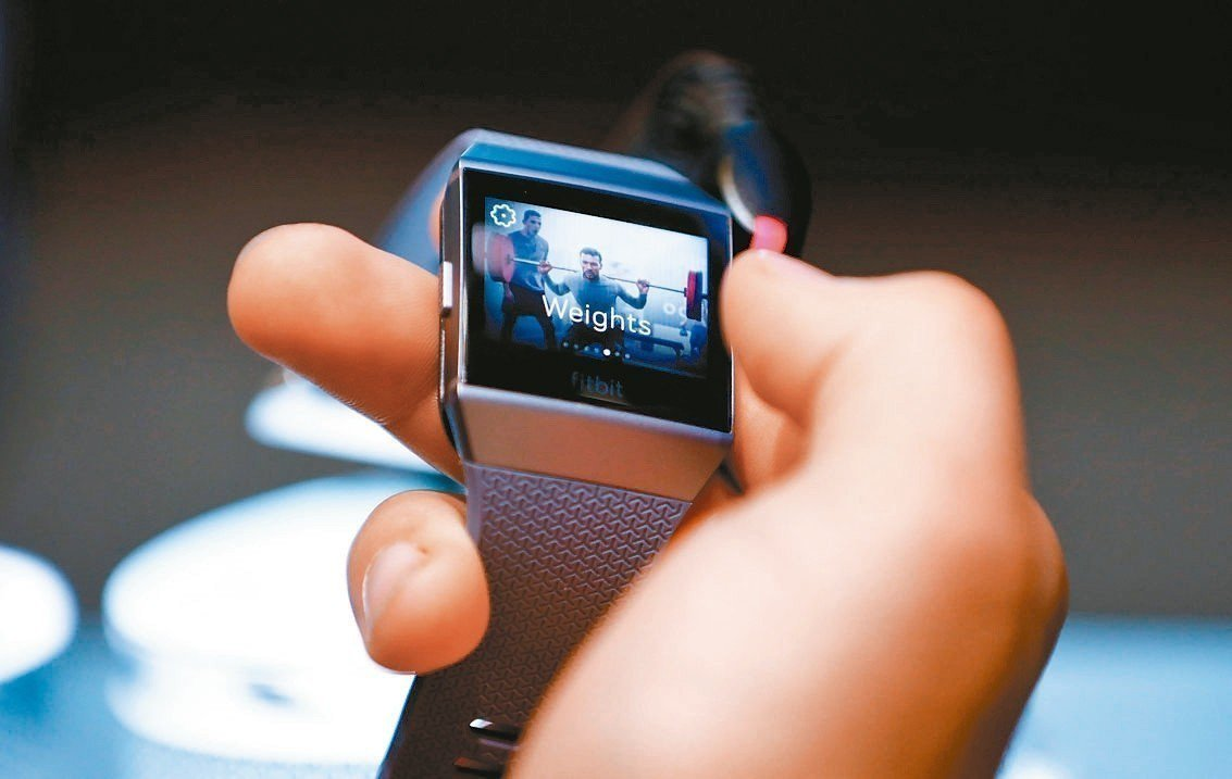 Fitbit智慧手表第3季出貨250萬支,擠下三星,躍全球二哥。 路透