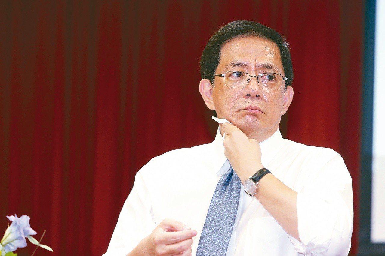 台大校長當選人管中閔。 圖/聯合報系資料照片