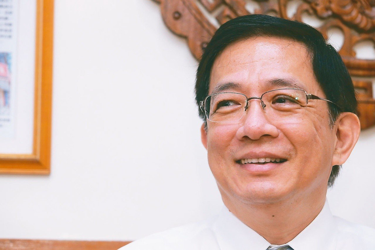 台大校長當選人管中閔 圖/聯合報系資料照片