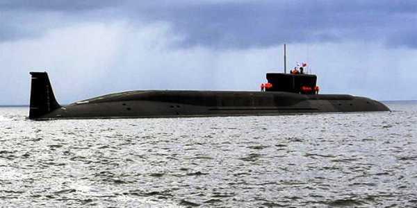 印度自製首艘可攜帶核子彈頭的核動力潛艦「殲敵號」(INS Arihant)。 擷...