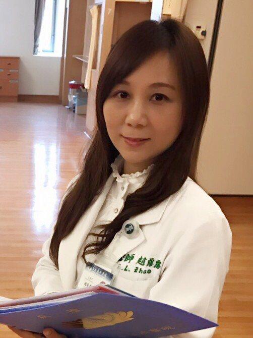 台北慈濟醫院兒科部新生兒科主任趙露露醫師說,疫苗施打,在兒童肺炎的預防上,扮演重...