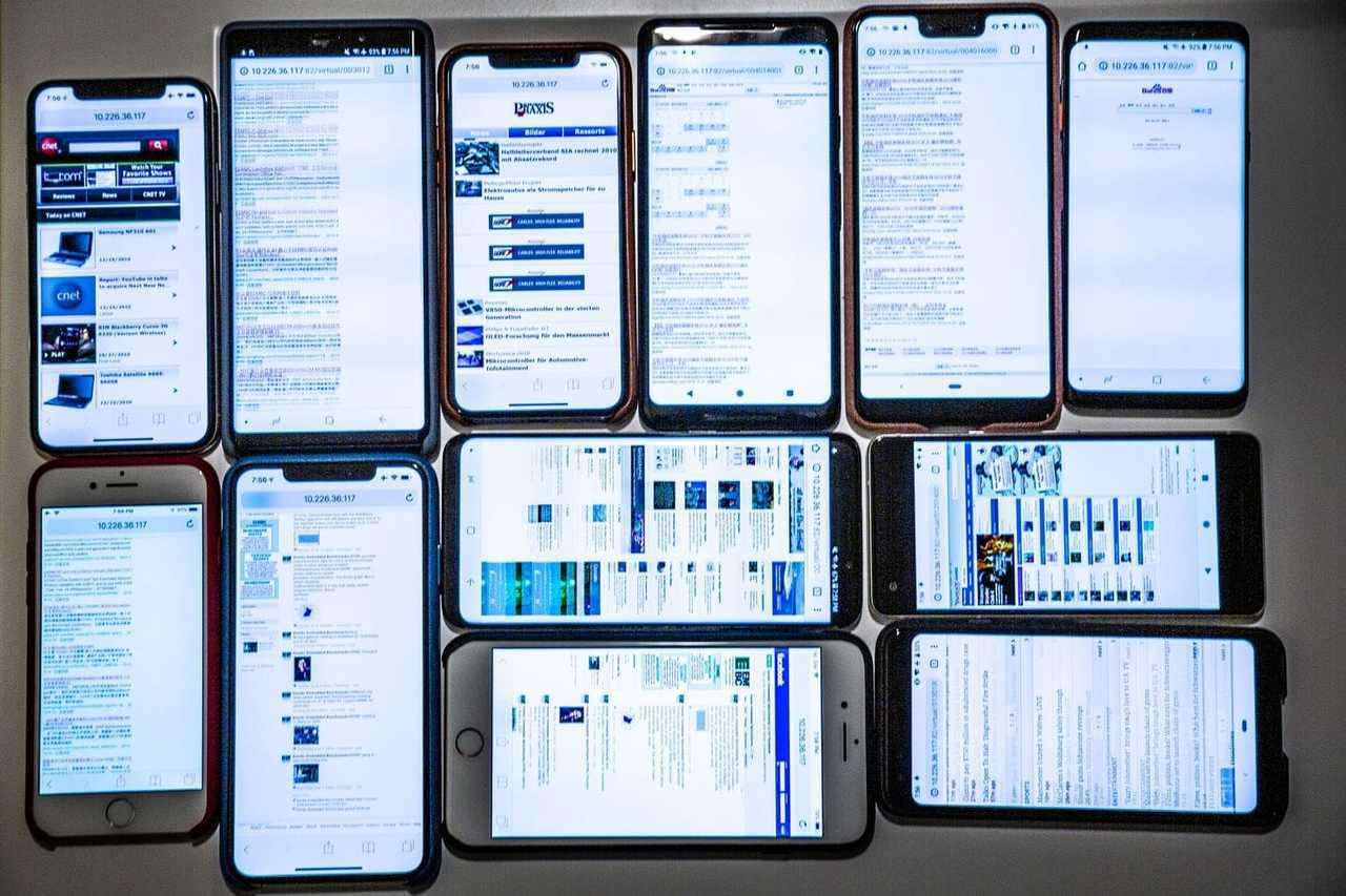 華盛頓郵報對手機電力的測試證實了鋰電池優化速度跟不上手機的成長速度。photo ...