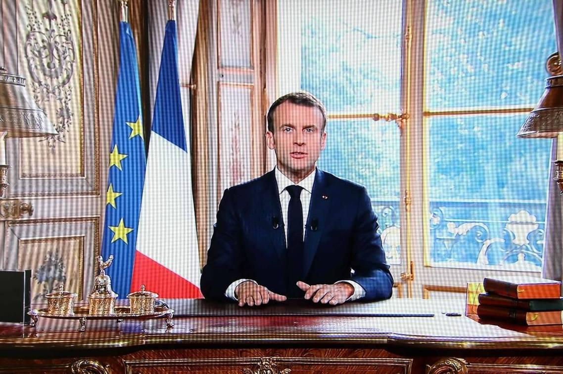 「新喀里多尼亞人選擇繼續當法國人...這是對法蘭西共和國、以及其所代表的未來與價...