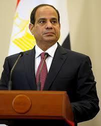 埃及總統塞西針對近期的宗教武裝份子喋血案呼籲,埃及要做到信仰自由與尊重。(pho...