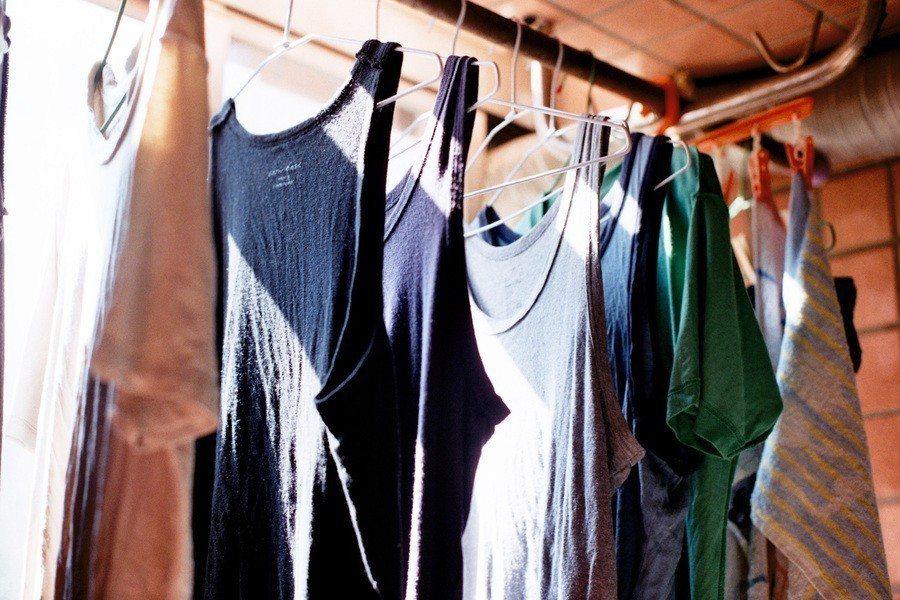 未來幾日天氣穩定,是曬衣服的好機會。(台灣醒報資料庫)