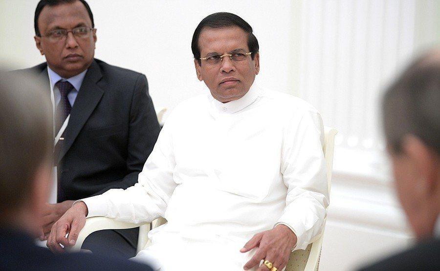 斯里蘭卡總統席瑞塞納一直延後召開國會會議日期,他5日終於宣布將於14日重啟國會會...