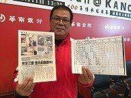 「台灣棒球魂百年傳承經典賽」將邀請台灣棒壇老中青三代球星齊聚,將他們過往的青春熱...