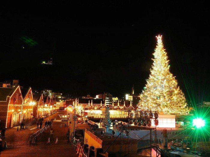▲日本冬季點燈活動-函館冬祭典。(圖/Hokkaido Tourism Orga...