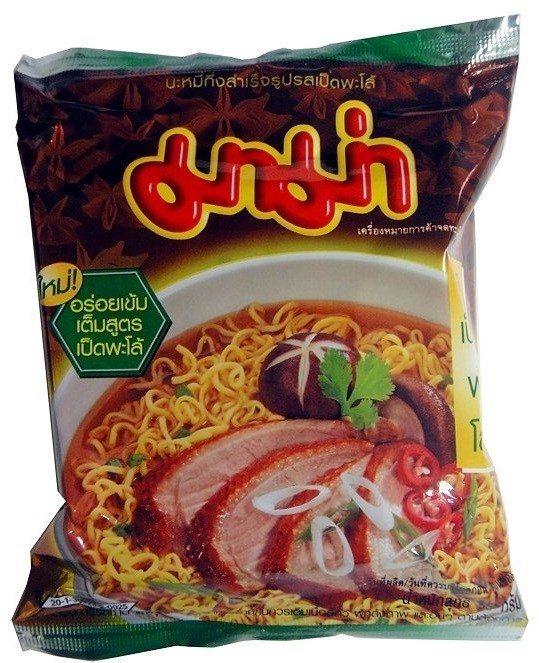 MAMA鴨肉麵。 圖/Pchome網路商店