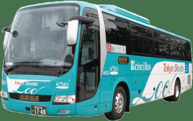 Tokyo Shuttle。 圖/keiseibus.co.jp