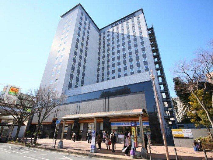APA飯店 – 京成成田站前。 圖/agoda
