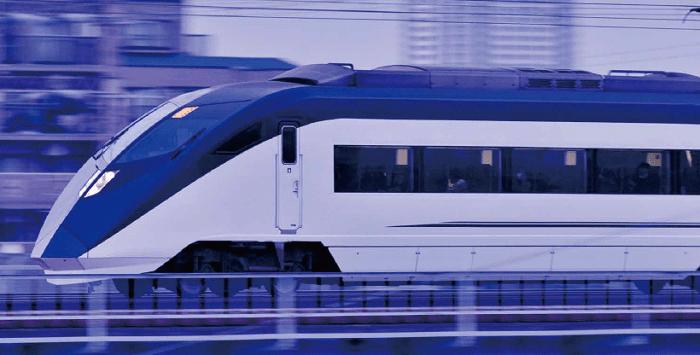 小睡後,搭skyliner、京成電鐵進市區。 圖/skyliner官方FB
