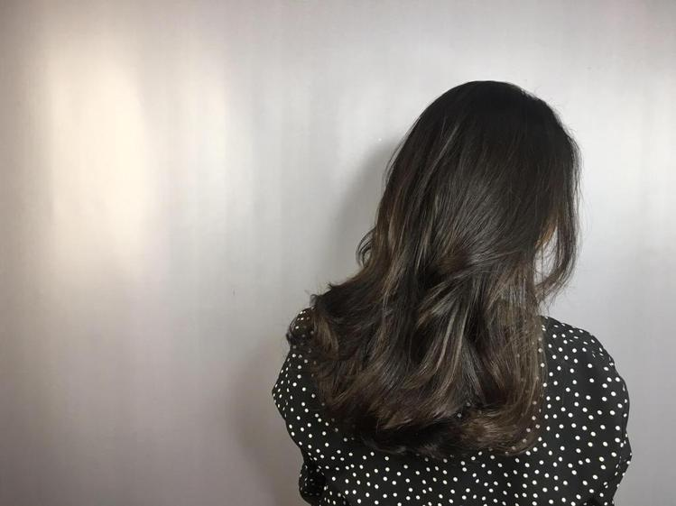 髮型創作/Ora hair。圖/StyleMap提供