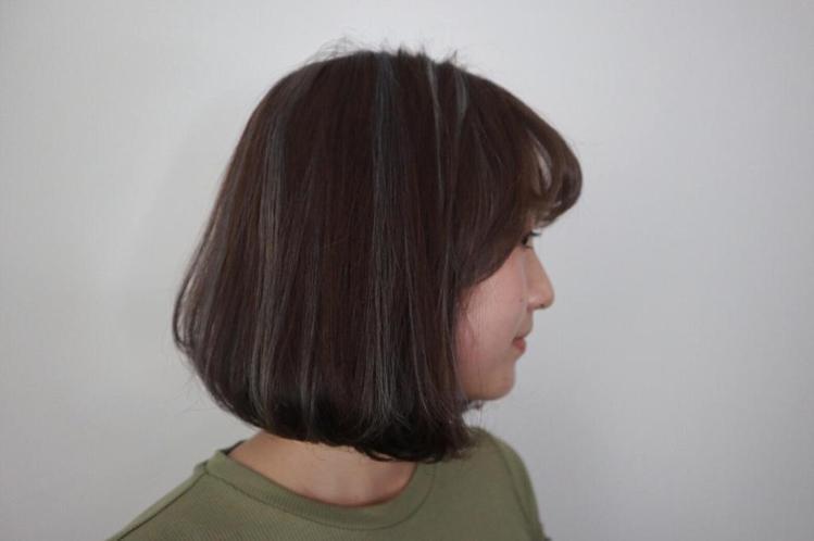 髮型創作/ASh。圖/StyleMap提供
