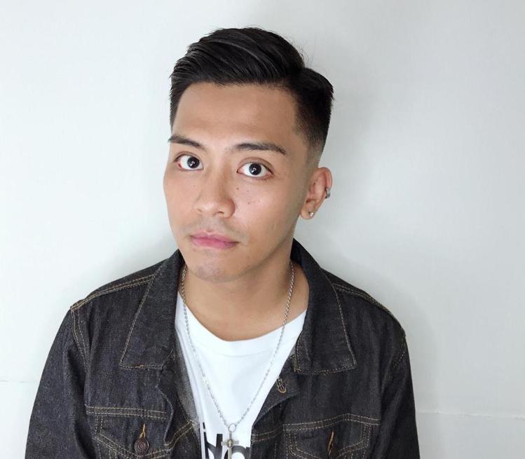髮型創作/Allen。圖/StyleMap提供
