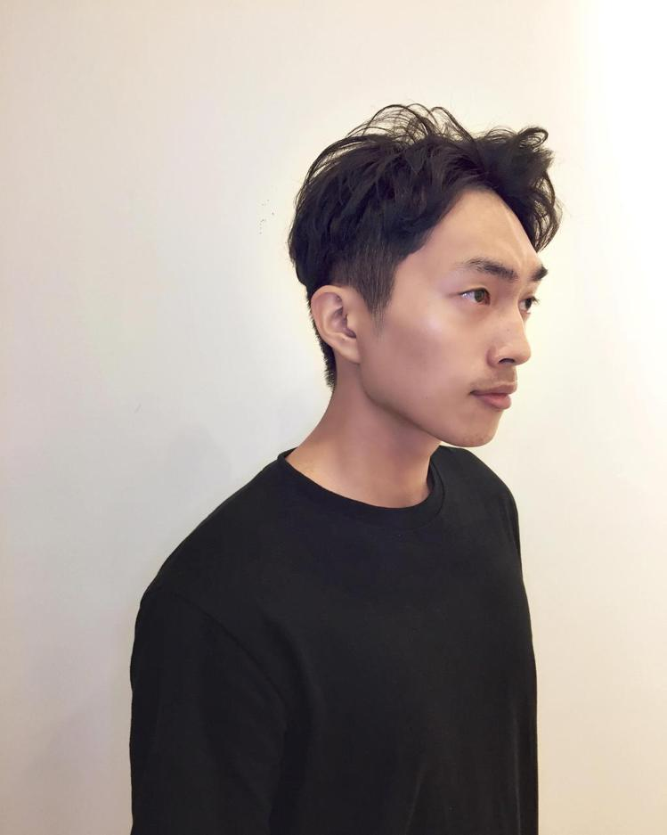 髮型創作/ RAVEN。圖/StyleMap提供