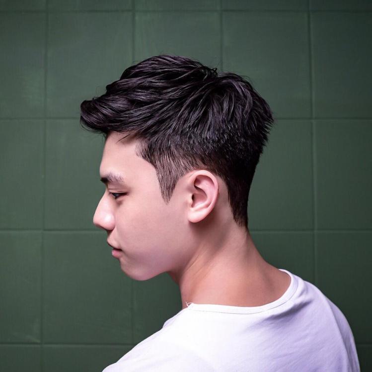 髮型創作/麻司 Mars。圖/StyleMap提供