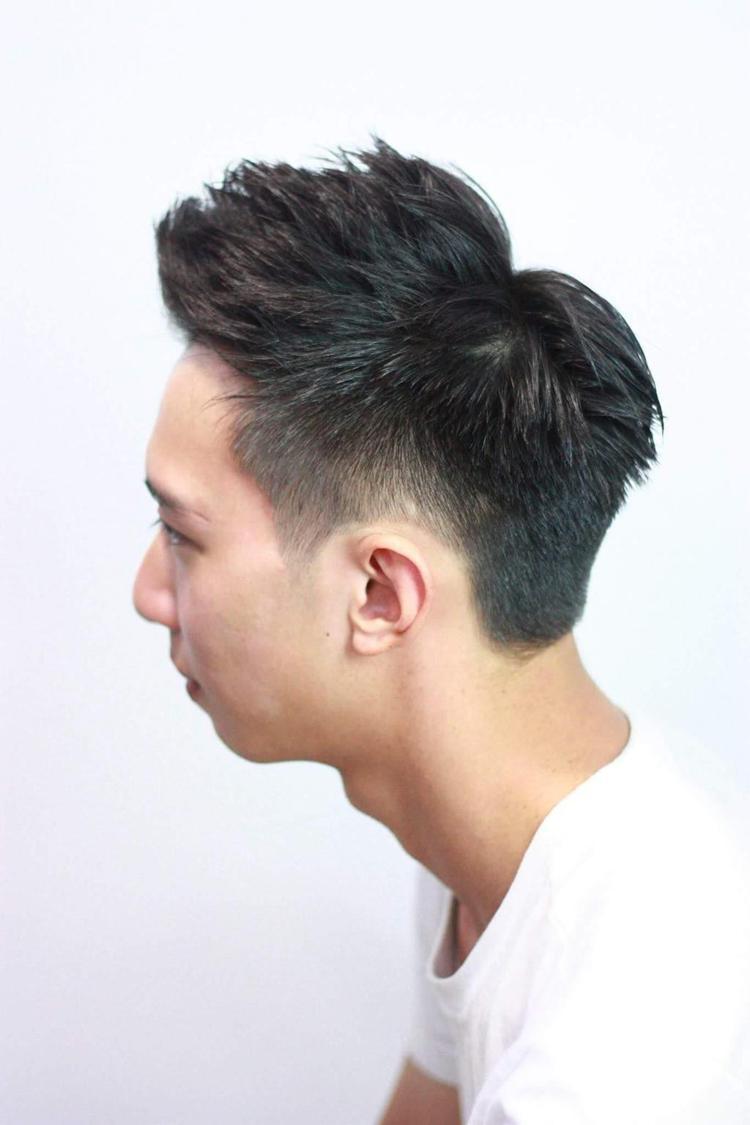 髮型創作/Zhong Ting鍾婷。圖/StyleMap提供