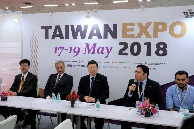 外貿協會5月邀請在印度打拚的台商分享在印度經商經驗,與會台商多認為印度不是賺快錢...