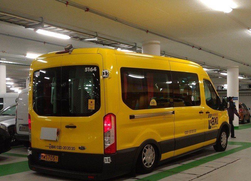 瑞典有殘疾者專屬的計程車服務,費用比照大眾運輸系統,相當低廉。
