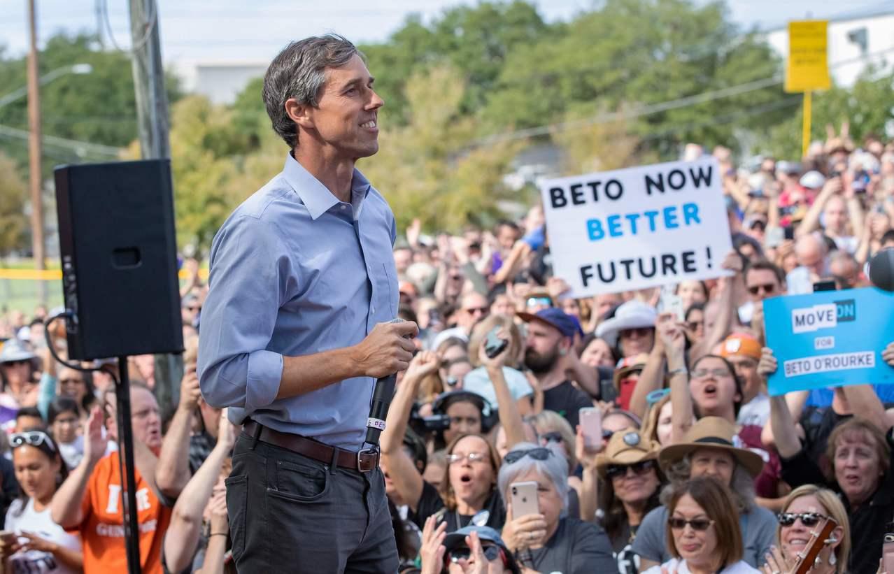 US-POLITICS-VOTE-MIDTERMS-TEXAS Democrat...