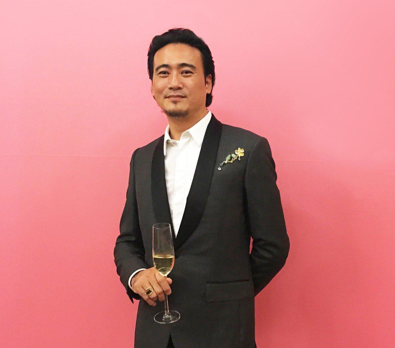 林曉同的「新玉時尚」,榮登2020年珠寶趨勢預測大典。 林曉同珠寶/提供