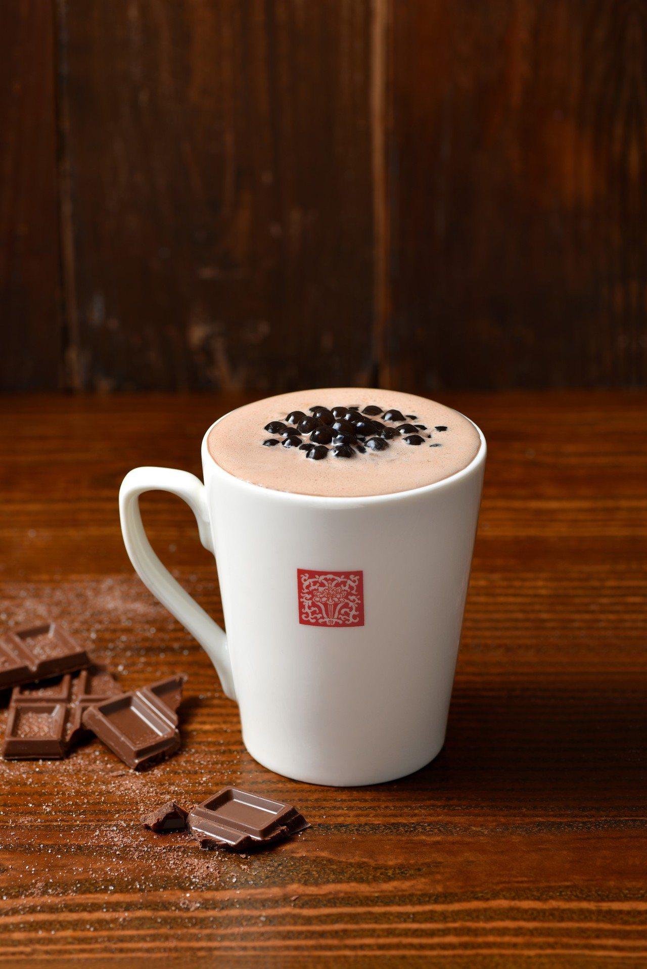 春水堂的巧克力奶茶原本在2016年停賣,因為女高中生的一封信強勢回歸。圖/春水堂...