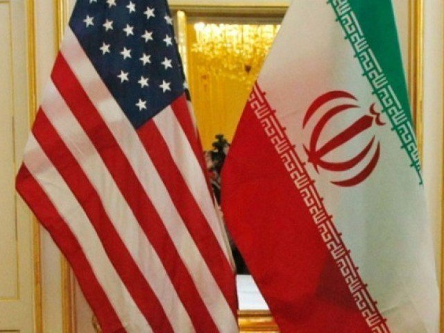 美國5日啟動對伊朗史上最強經濟制裁。法新社