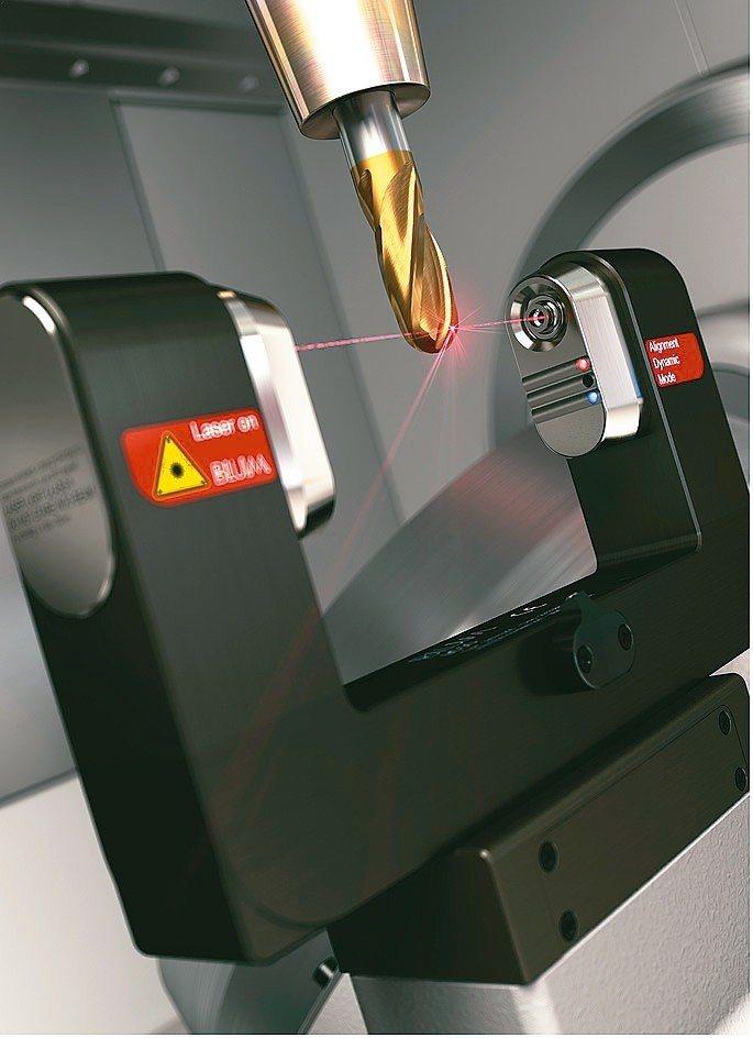 LC50-DIGILOG雷射量測系統,可快速對刀具的所有刀刃進行類比式信號分析。...