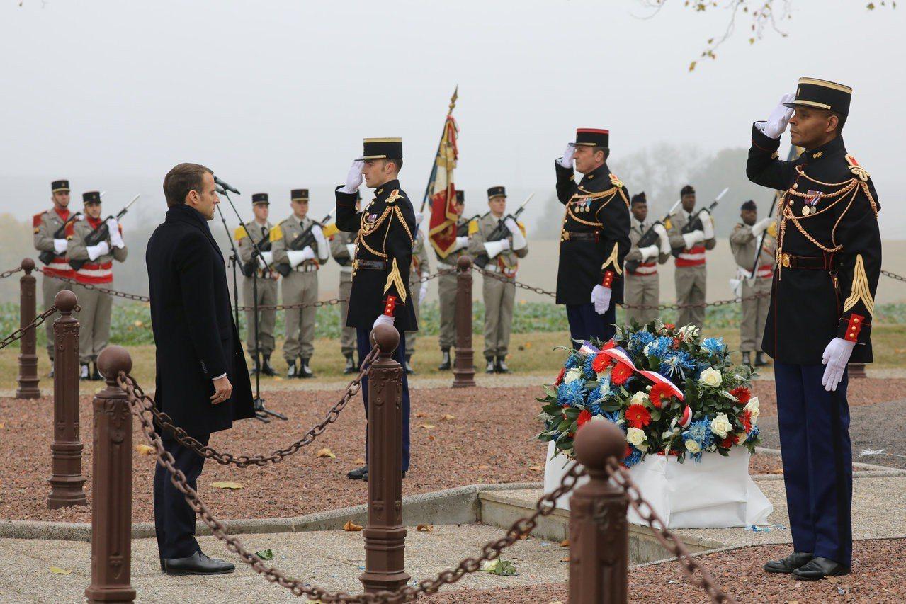 世界領袖將聚巴黎紀念一戰結束百年 警告民族主義興起 路透社