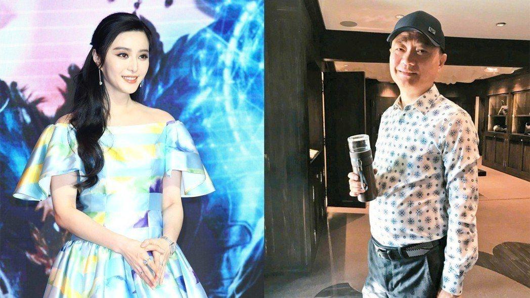 央視前主持人崔永元放話再爆范冰冰的料。圖/報系資料照、摘自微博