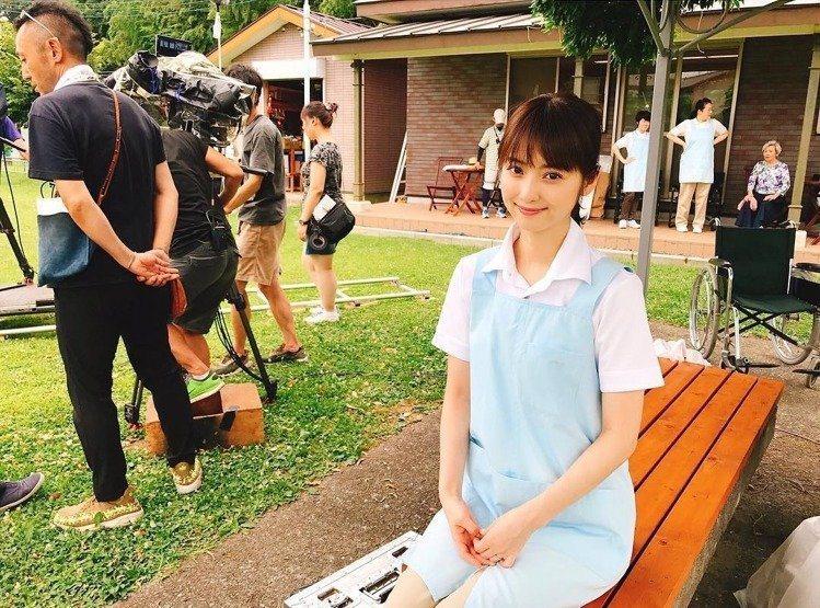 佐佐木希。圖/擷自instagram