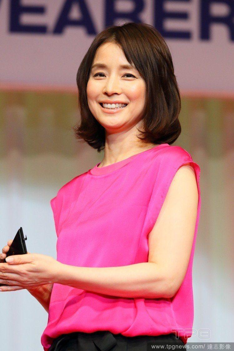 石田百合子。圖/達志影像