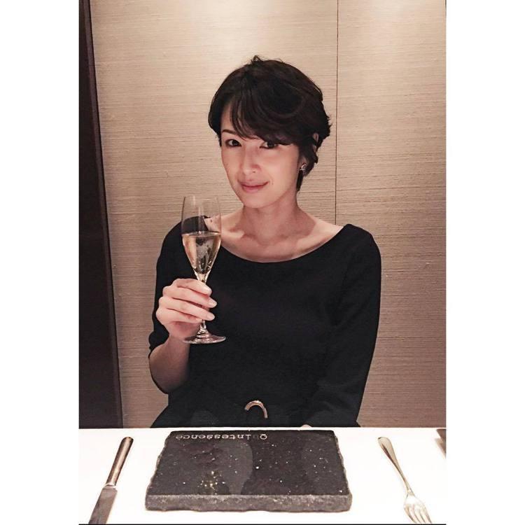 吉瀨美智子。圖/擷自instagram