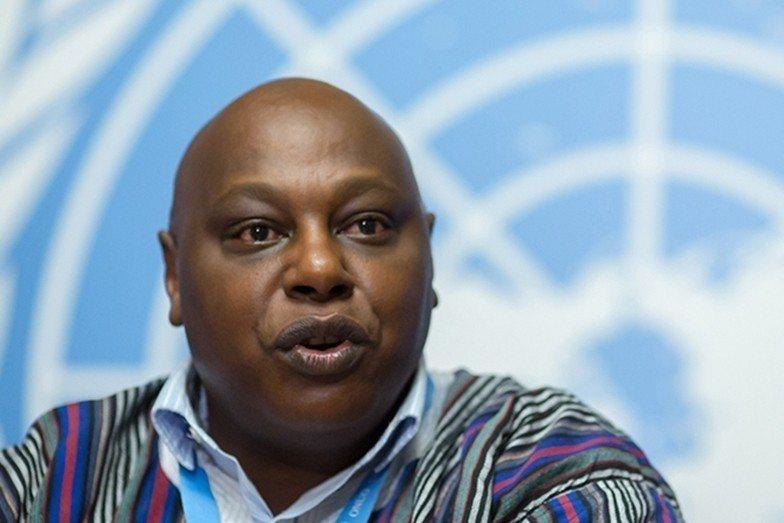 聯合國前集會遊行權特別報告員Maina Kiai。 圖/維基共享