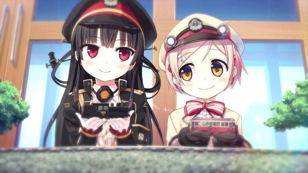千萬別把幹火車當作是購買主因,整款遊戲能幹的火車只有這兩台。