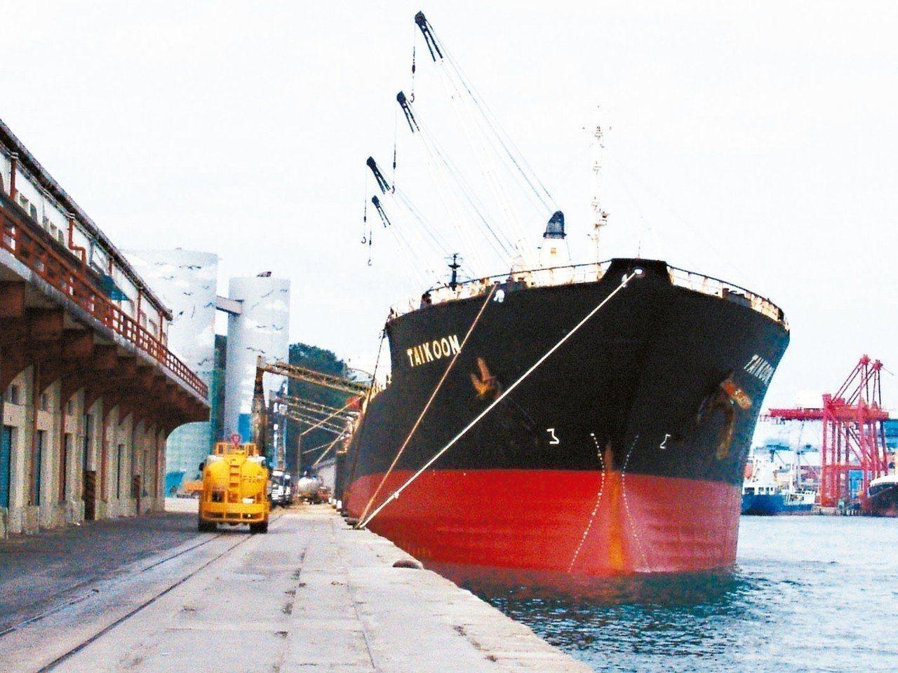 貨船。圖/聯合報系資料照片