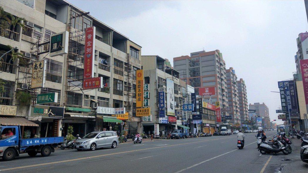 嘉義市街景。圖/永慶房產提供