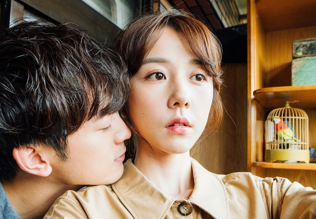 邵雨薇、吳思賢經過5個月拍戲相處,感情更進一步。圖/東森提供
