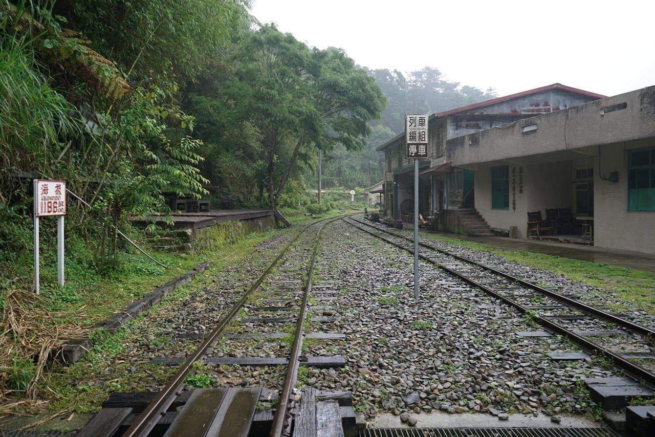 11至12月主題列車行程,主打小站慢遊,前往竹崎站、樟腦寮站、水社寮站,中停奮起...