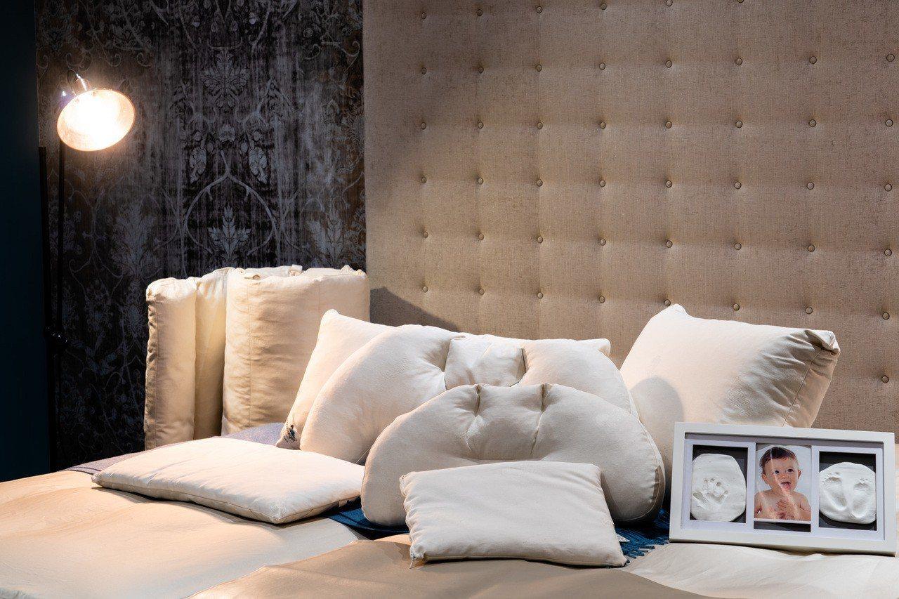 繆思伯格MOOSBURGER馬毛全產品,有枕頭、薄墊、床墊、坐墊甚至是鞋墊,且訴...