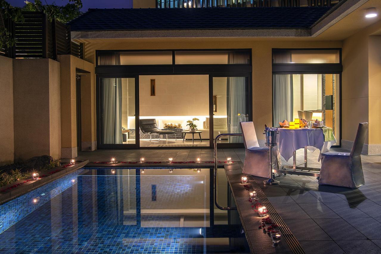 宜蘭威斯汀獨棟Villa。(照片提供:宜蘭威斯汀)