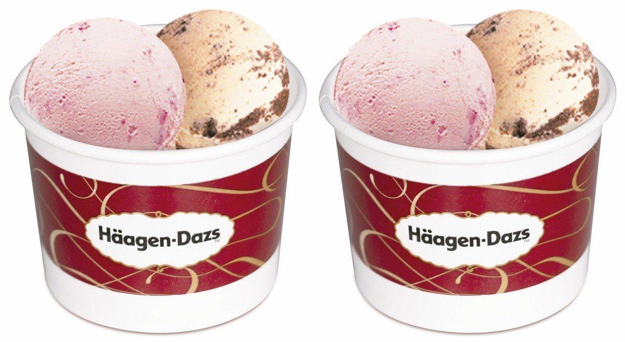 SOGO復興館Haggen-Dazs雙球冰淇淋原價250元雙球,11月8日至11...