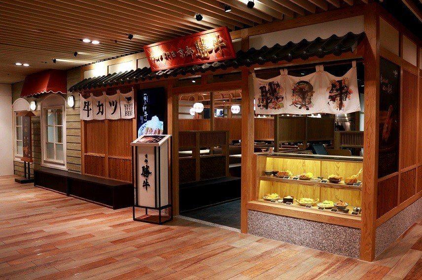 京都勝牛新竹巨城店將於11∕7盛大開幕。業者/提供