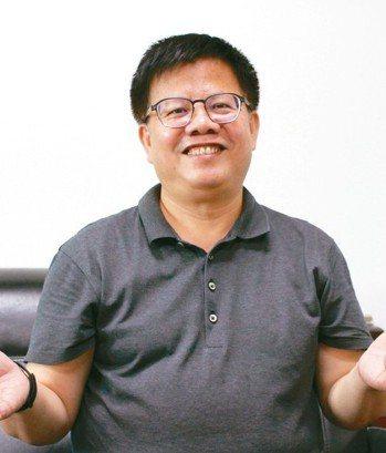 惠州台協會長呂正一 黃興文/攝影