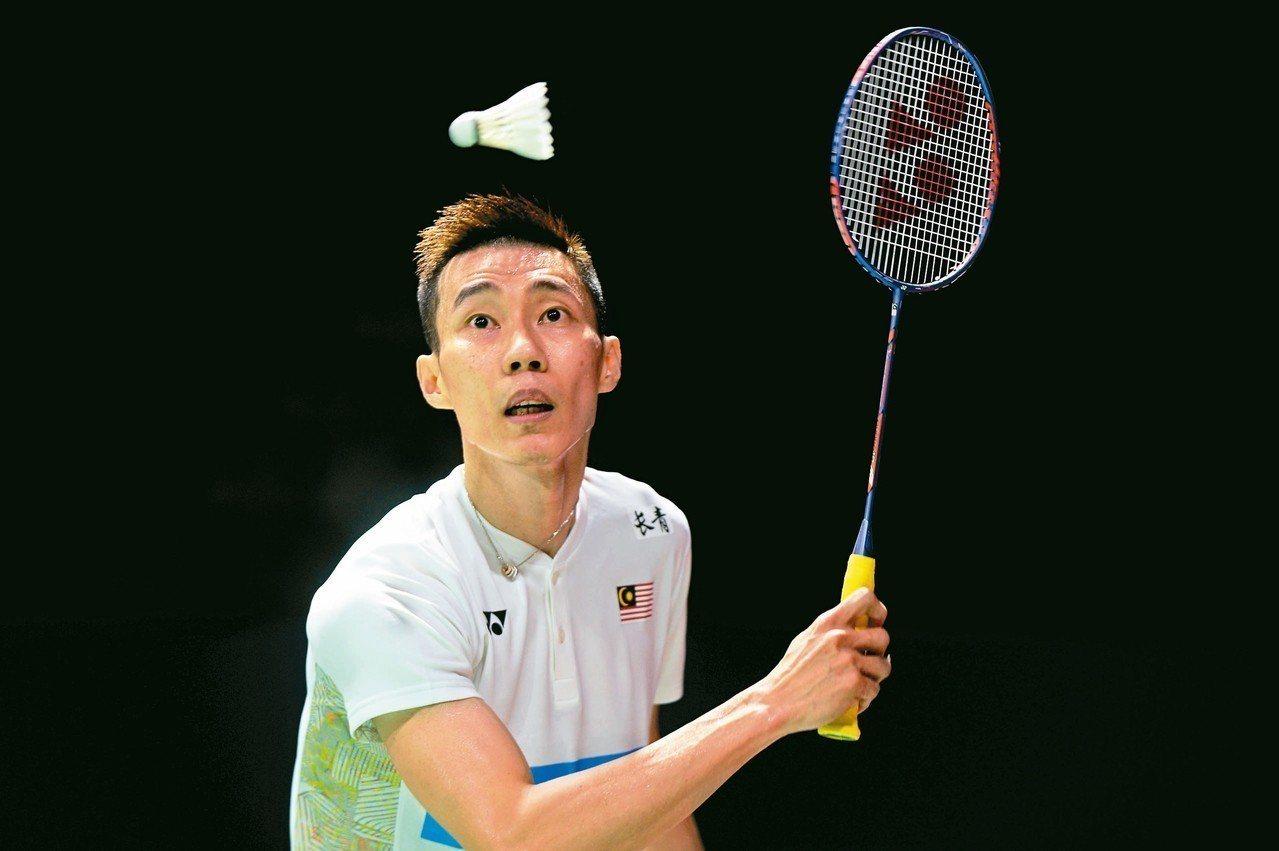 放眼2020東京奧運,李宗偉計畫4月登場的馬來西亞公開賽復出再戰。 新華社資料照...